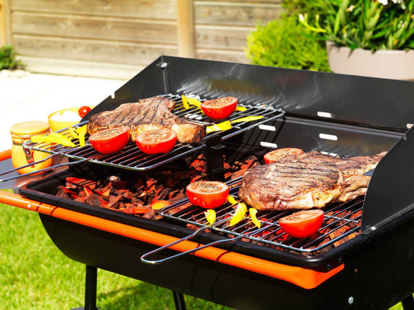 Commande : Barbecue charbon vertical Top Avis