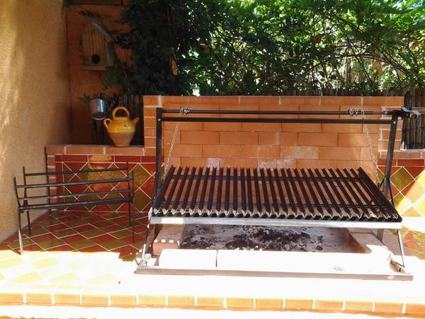 Promotions : Grille barbecue ronde 60 cm Code Promo